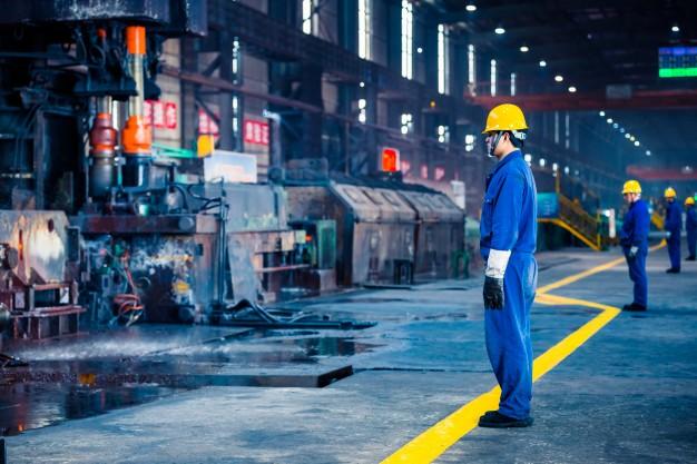 Soldador de Industrias